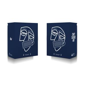 Einweg - Maskenspender